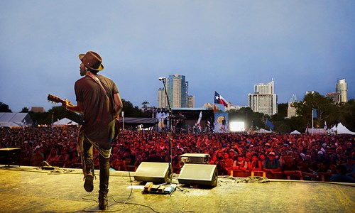 Austin, The Live Music Capital of The World